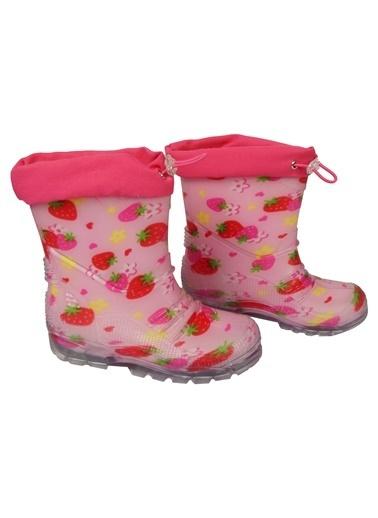 Jollybaby Yağmur Çizmesi Pembe